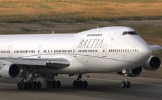 Baltia Airlines, founded in 1989, has never operated a commercial flight