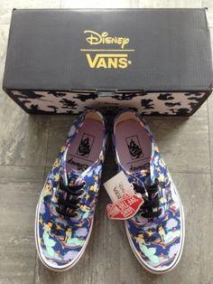 Disney-Princess-Vans-trainers-Jasmine-size-5-BNIB