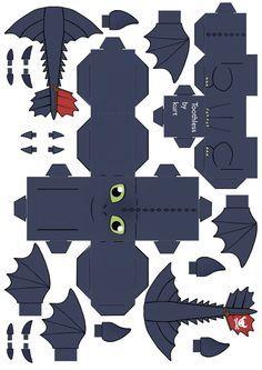 sdentato paper crafts - Cerca con Google