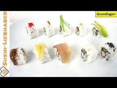 Nie wieder langweiliges Sushi! 10 Ideen, wie du nie wieder eintöniges Sushi servieren musst. Lecker, einfach und kreativ.