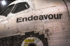 Endeavour #space #shuttle