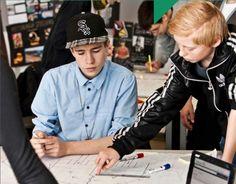 Iværksætteri i folkeskolen tænder elever