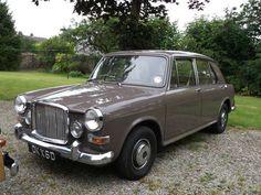 1966 VANDEN PLAS PRINCESS 1100 Classic Cars British, Classic Mini, Vintage Cars, Antique Cars, Automobile, Pedal Cars, Motor Car, Volkswagen, Vans