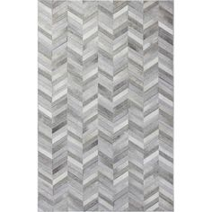 Found it at Wayfair - Leslie Flat woven Grey Area Rug   for living room