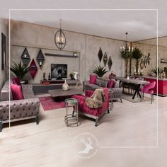 You can create personal and striking spaces with decoration created with blend of color, texture and material. Living Room Wall Units, Living Room Mirrors, Living Room Modern, My Living Room, Living Room Designs, Living Room Decor, Country Furniture, Home Decor Furniture, Furniture Inspiration