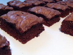 Nutella brownie - ikkke helt LCHF