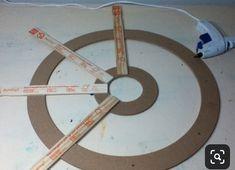 Resultado de imagen para how to make a pirate ship wheel out of cardboard Deco Pirate, Pirate Theme, Bateau Diy, Pirate Ship Wheel, Pirate Ships, Cruise Ship Party, Deco Marine, Theme Halloween, Pirate Halloween Decorations