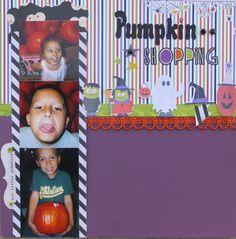 Pumpkin Shopping by Esthrmend