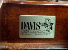 43 Best Davis Cabinet Co Furniture We Have Sold Images