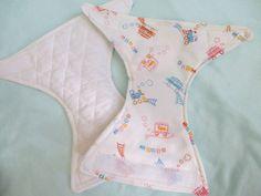 "Doll Clothes 12-13""  DOLL Nursery Choo Choo Quilted Lining DIAPER SET   | eBay"