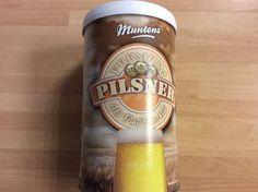 MUNTONS PILSNER  23 litres / 40 pints  FREEPOST UK
