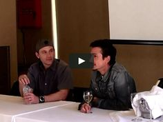 Dominic Keating & Connor Trinneer's Q&A in Terraformers I, 2008 on ...