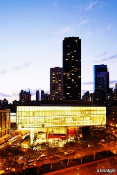 I probably want to go here more than anything in the world :Juilliard.