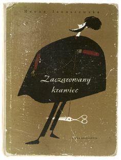 A nod to Milton Glaser or the other way around? Zaczarowany krawiec by Hanna Januszewska, illustrated by Janusz Stanny, Nasza Księgarnia, Warszawa 1967, 190 x 260 mm, 92 pps.