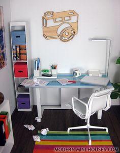 Modern Mini Home Office
