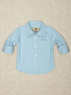 Tom and Drew Linen Shirt