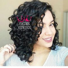 Finest Short Curly Hairstyles 2018 for Women To Consider This Year Curly Hair Styles, Curly Hair Tips, Curly Hair Care, Short Curly Hair, Wavy Hair, Short Hair Cuts, Natural Hair Styles, Curly Girl, Mid Length Hair