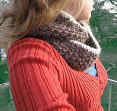 Ravelry: Double Looped Scarves pattern by Anna Maliszewski A fast knit project