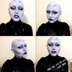Karin Olava as Ventress