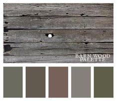 barn wood palette from StudioJRU
