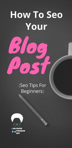 Its no secret that the best way to increase blog traffic is to optimize your posts. Learn How To Seo Your Blog Post for the search engines to send you free traffic. These are Seo Tips For Beginners - easy to follow.