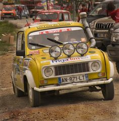 Renault Adventure 4L Trophy