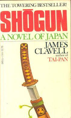 Shogun ~ My favorite novel of all time!