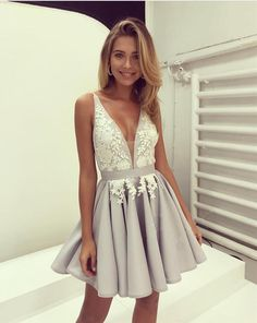 Item:Short Homecoming Dresses Occasion:Prom,Homecoming,Cocktail,Party,Semi Formal,Graduation Process Time:10 to 15 days Shipment:Send via dhl,fedex,aramex