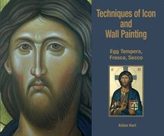 Techniques of Icon and Wall Painting by Aidan Hart http://smile.amazon.com/dp/0852442157/ref=cm_sw_r_pi_dp_FW3fub0QEHHZT