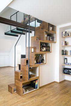 Les escaliers dans nos intérieurs - FrenchyFancy Plus
