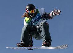 Shaun White super cool