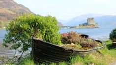 A selection of your pictures of Scotland sent in between 7 and 14 April. Castles To Visit, Eilean Donan, Scottish Castles, Scotland, Scenery, Europe, Mountains, Pictures, Photos