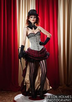 Image result for vintage circus costume