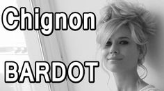 Working link for the best Bardot updo tutorial. Tres bon!