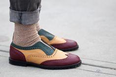 Autumn sock
