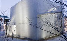 mesh--Kukje gallery, Korea, by SO-IL