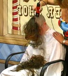 Forced Haircut, Female Mohawk, Shaved Hair Women, Shaving Your Head, Shave Her Head, Going Bald, Bald Women, Fall Hair, Barber Shop