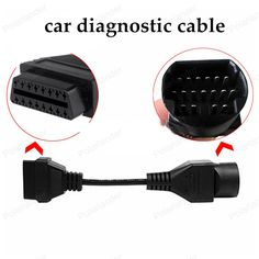 Lowest Price Car scanner Diagnostic cables for Mazda 17 pin cable to 16 Pin OBD2 test adapter Top-Rated Best Quality for sale #Affiliate
