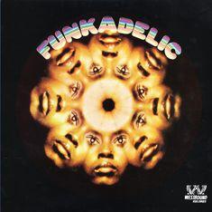 Funkadelic: Funkadelic (180 gram red & clear vinyl pressing)