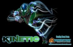 (214) Kinetic from the Cornerstone Creative Studios