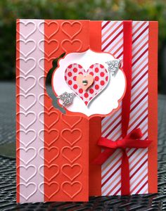 Krystal's Cards: Groovy Love January Online Stamp Class #4