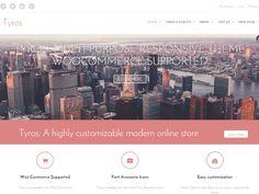 Tyros WordPress Theme