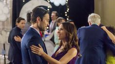 """Check out the photo gallery from the Hallmark Channel Original Movie """"Moonlight in Vermont"""" starring Lacey Chabert and Carlo Marks."""