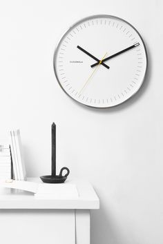 25 best white clocks images in 2019 big clocks big watches large rh pinterest com