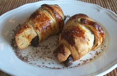 Croissant de chocolate | Food From Portugal