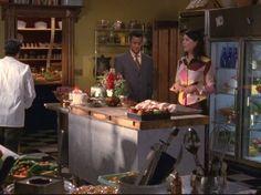 Gilmore Girls TV show set