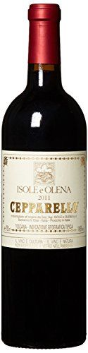 2011 Isole e Olena Cepparello 750 mL >>> You can find out more details at the link of the image.