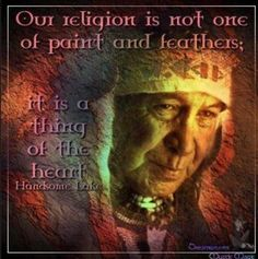 Honor the sacred.  Honor the Earth, our Mother.  Honor the Elders.  Honor all with whom we   share the Earth:-  Four-leggeds, two-leggeds,   winged ones,  Swimmers, crawlers,   plant and rock people.  Walk in balance and beauty.    Native American Elder...
