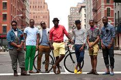 Streetsnaps: Authentic Gentlemen Style  Location: Tribeca, New York