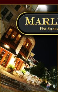Marlin Grill Restaurant - Your date night place when on vacation in South Walton. You will not find a better steak in town!